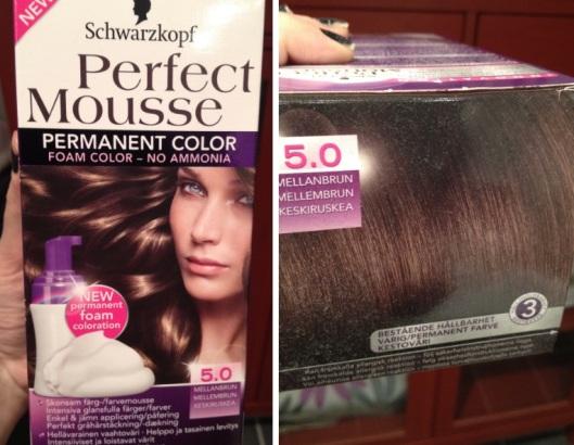 billig og nem hårfarve