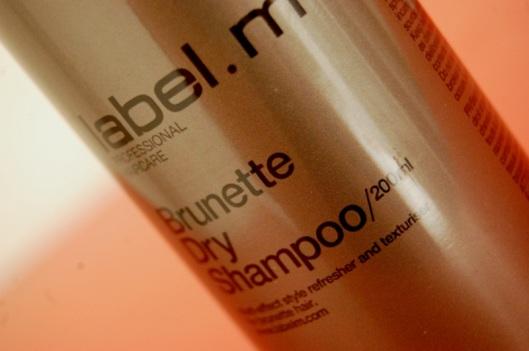 label.m Brunette Dry Shampoo tilbud