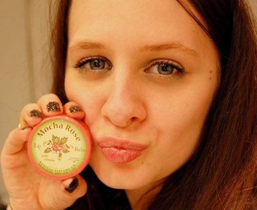 tilbud på Rosebud læbepomade