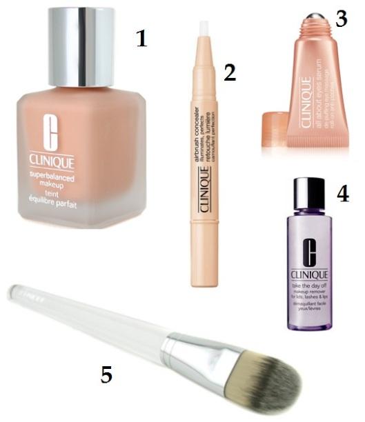 Tilbud på Clinique makeup