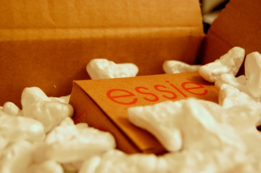 Essie neglelak forår 2012