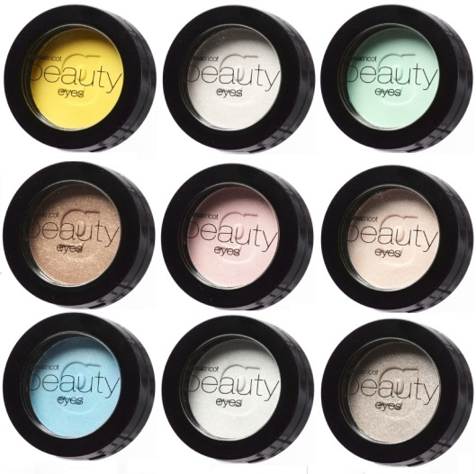 Pastelfarvede øjenskygger billigt