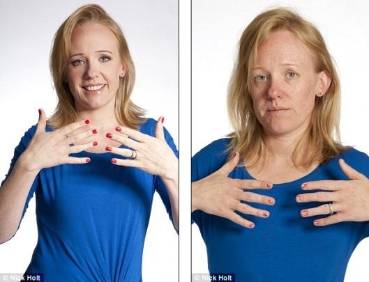 kan kvinder leve uden makeup