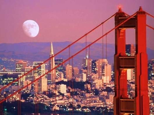 Seværdigheder i San Francisco