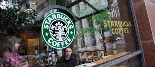 Starbucks kaffe er det bedste