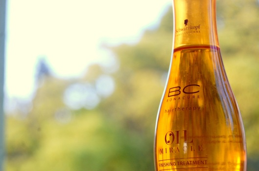 Schwarzkopf BC Miracle Oil