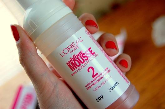 Farv dit hår selv sublime mousse