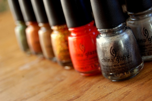 China Glaze Capitol Colors Danmark
