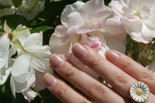 naturlige lange negle
